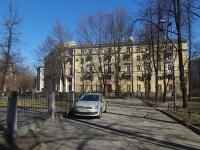 Московский район, улица Победы, дом 12. многоквартирный дом