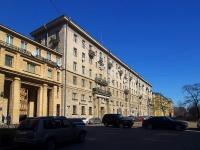 Московский район, улица Победы, дом 16. многоквартирный дом