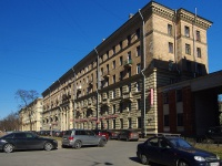 Московский район, улица Победы, дом 17. многоквартирный дом