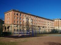 Московский район, улица Победы, дом 19. многоквартирный дом