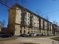 Московский район, улица Победы, дом 21. многоквартирный дом