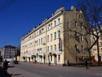 Московский район, улица Заставская, дом 21 к.1. офисное здание