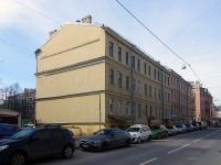 Московский район, улица Заставская, дом 24. многоквартирный дом