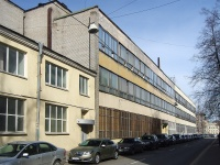 Московский район, улица Коли Томчака, дом 9Е. офисное здание