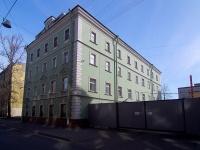 Московский район, улица Коли Томчака, дом 12-14 ЛИТ А. офисное здание
