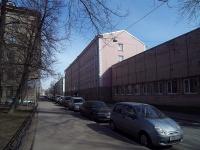 Московский район, улица Коли Томчака, дом 16. офисное здание