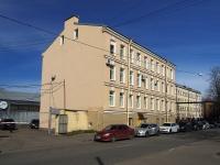 Московский район, улица Коли Томчака, дом 17. офисное здание