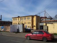 Московский район, улица Коли Томчака, дом 19. офисное здание