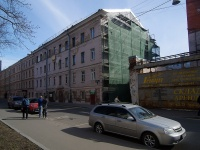 Московский район, улица Коли Томчака, дом 24. офисное здание