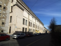 Московский район, улица Коли Томчака, дом 25. завод (фабрика)