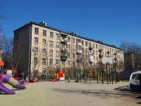 Московский район, улица Фрунзе, дом 3. многоквартирный дом