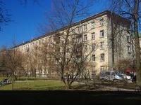 Московский район, улица Фрунзе, дом 5. многоквартирный дом