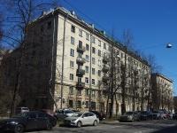 Московский район, улица Фрунзе, дом 6. многоквартирный дом