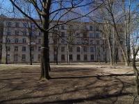 Московский район, улица Фрунзе, дом 6А. многоквартирный дом