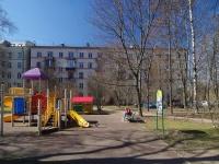 Московский район, улица Фрунзе, дом 6Б. многоквартирный дом