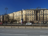 Московский район, улица Фрунзе, дом 7. многоквартирный дом