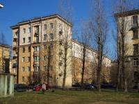 Московский район, улица Фрунзе, дом 9. многоквартирный дом