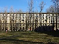 Московский район, улица Фрунзе, дом 11. многоквартирный дом