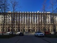 Московский район, улица Фрунзе, дом 16. многоквартирный дом