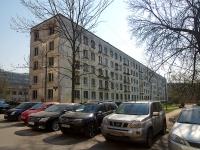 Московский район, Ленинский проспект, дом 147 к.5. многоквартирный дом