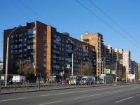 Московский район, Ленинский проспект, дом 147. многоквартирный дом
