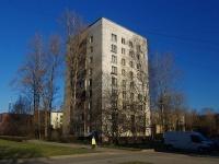 Московский район, Ленинский проспект, дом 150. многоквартирный дом