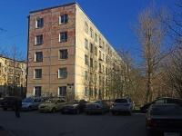 Московский район, Ленинский проспект, дом 152 к.3. многоквартирный дом