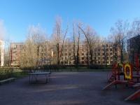 Московский район, Ленинский проспект, дом 154 к.2. многоквартирный дом