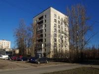 Московский район, Ленинский проспект, дом 154. многоквартирный дом