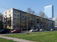 Московский район, Ленинский проспект, дом 155. многоквартирный дом