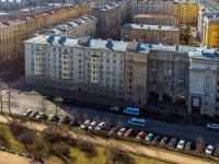 Московский район, улица Гастелло, дом 7. многоквартирный дом