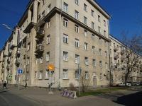 Московский район, улица Гастелло, дом 10. многоквартирный дом