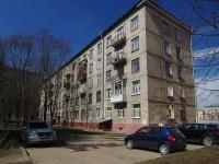 Московский район, улица Гастелло, дом 11. многоквартирный дом