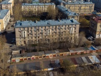 Московский район, улица Гастелло, дом 14. многоквартирный дом