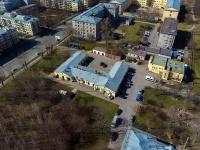 Московский район, улица Гастелло, дом 21 ЛИТ Г. многофункциональное здание