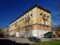 Московский район, улица Гастелло, дом 20. многоквартирный дом