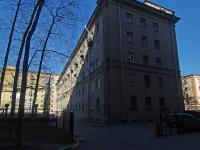 Московский район, Яковлевский переулок, дом 5. многоквартирный дом