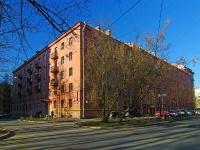 Московский район, Яковлевский переулок, дом 6. многоквартирный дом