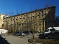 Московский район, Яковлевский переулок, дом 9. многоквартирный дом