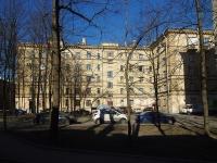 Московский район, Яковлевский переулок, дом 10. многоквартирный дом
