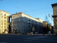 Московский район, улица Свеаборгская, дом 7. многоквартирный дом