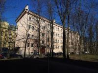 Московский район, улица Свеаборгская, дом 9. многоквартирный дом