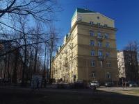 Московский район, улица Свеаборгская, дом 11. многоквартирный дом