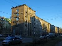 Московский район, улица Свеаборгская, дом 13. многоквартирный дом