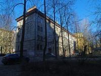Московский район, улица Свеаборгская, дом 17. многоквартирный дом