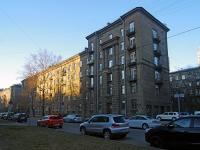 Московский район, улица Свеаборгская, дом 19. многоквартирный дом