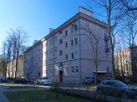 Московский район, улица Свеаборгская, дом 21. многоквартирный дом