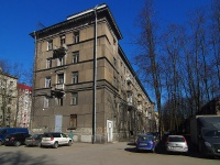 Московский район, улица Свеаборгская, дом 23. многоквартирный дом