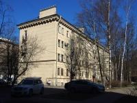 Московский район, улица Свеаборгская, дом 25. многоквартирный дом