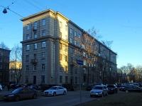 Московский район, улица Свеаборгская, дом 27. многоквартирный дом
